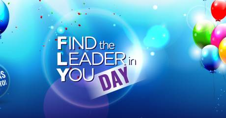 FIND THE LEADER IN YOU