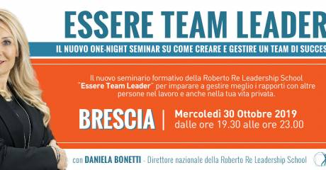 ESSERE TEAM LEADER